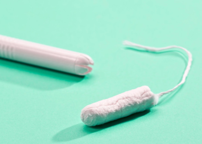 Tampon and applicator: AAW Women's Health Awareness Blog