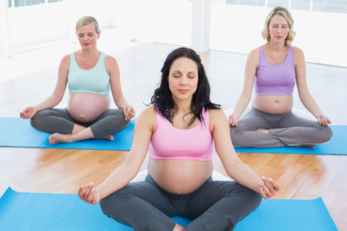 Can Mindfulness Help in Childbirth?