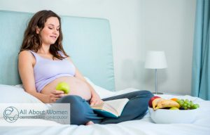 apples healthy while pregnant