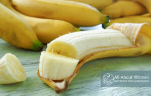 bananas while pregnant