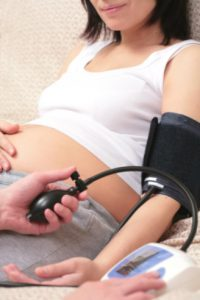 risks of high blood pressure during pregnancy
