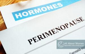 perimenopause symptoms causes