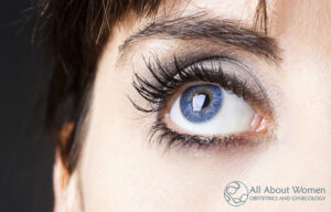 facts about women's eyes